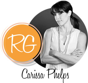 Author Carissa Phelps